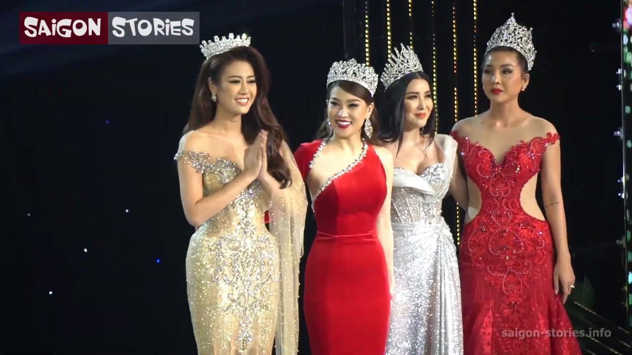 Chung kết Duyên dáng Bolero 2019 như thi Hoa hậu: Anh Thi lên ngôi Quán quân