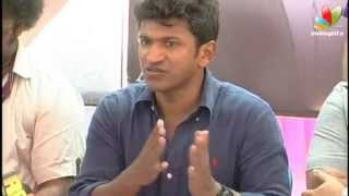 Dodmane Huduga Audio Recording Press Meet | Puneeth Rajkumar | Latest Kannada Movie