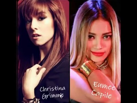 Christina Grimmie ↔ Eumee Capile • Wrecking Ball