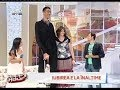 Download Cel mai Înalt om din lume și cea mai înaltă femeie din Romania (2011)