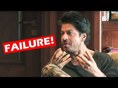 Shahrukh Khan REVEALS The Benefits Of FAILURE - Must Watch