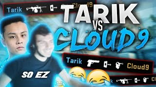 TARIK VS CLOUD9