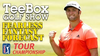 The TeeBox's DraftKings Fearless Fantasy Forecast: 2021 TOUR Championship