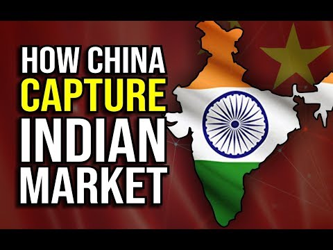 How CHINESE Companies Capture Indian Smartphones Market ? in Hindi
