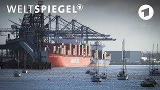 Großbritannien: Themse Hafen hofft auf Brexit | Weltspiegel