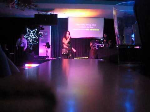Cover of Battle Scars - Sydney Karaoke - Sienna Mayfair