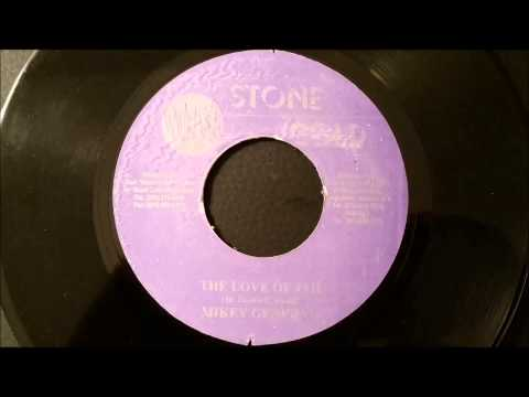Mikey General - Love Of Jah - Stone Cold 7