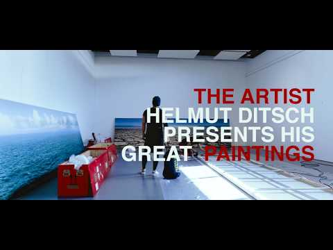 THE ARTIST HELMUT DITSCH PRESENTS HIS GREAT PAINTINGS