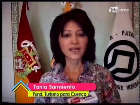 Fund. Turismo para Cuenca realizó video promocional con Candidatas a Reina de Cuenca