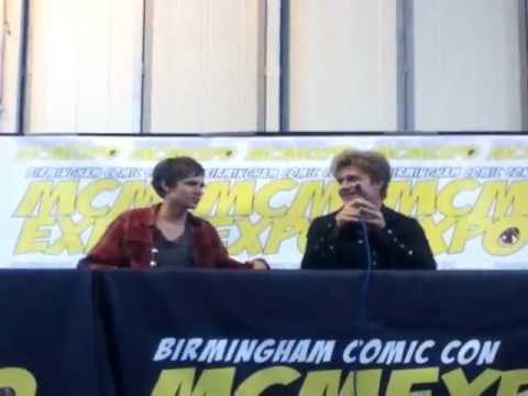 Aaron Dismuke and Vic Mignogna Sing Brothers @ Birmingham Comic Con 31st March
