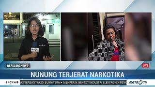 Video Detik-detik Komedian Nunung Ditangkap, Kini Nunung Ditetapkan Jadi Tersangka Kasus Narkoba