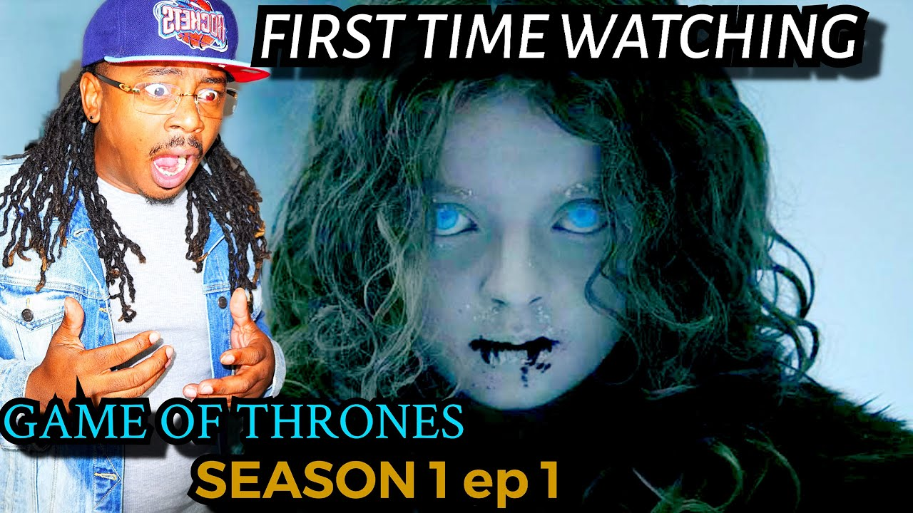 """Download """"Winter is Coming"""" *Game of Thrones Season 1* Episode 1 Reaction/Review  FIRST TIME WATCHING"""