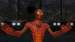 Spider-Man 3: The Video Game - Walkthrough Part 1 - Tutorial