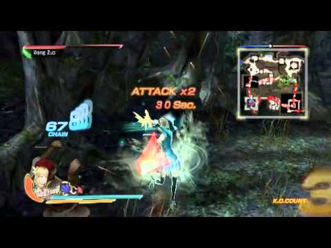 Let's Play Dynasty Warriors 8 Xtreme Legends #46  (Jin Wei)-East Gates Battle