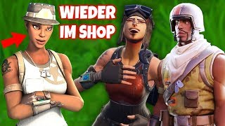 new SELTENSTER Skin laughs out RECON EXPERT because he is BACK IN THE SHOP like GHOUL TROOPER! Fortnite