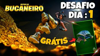 BUCANEIRO BUTIM CHALLENGES-CHALLENGE: 1-FREE REWARD-FORTNITE BATTLE ROYALE