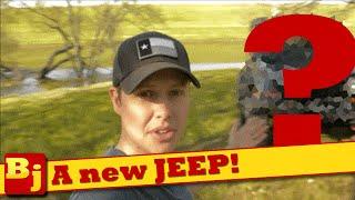 A New Bleepin Jeep?