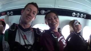 Skydive Dubai Maria C.O.(near Palm Jumeirah) [Oct. 27, 2012]