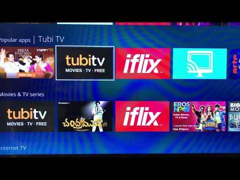 Sony Smart TV Vewd OS Mp3