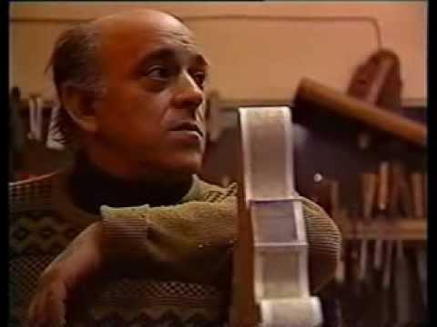 Jacobacci, le luthier électrique - Eric Lombard - 1991
