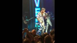 Adam Lambert, Oslo 24.04.16, Fever