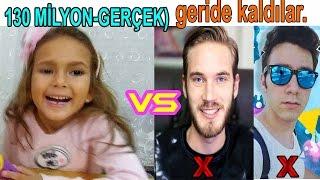 Prenses Elif VS Bütün Youtuberlar /Pewdiepie, Enes batur, Furkanyamanhd
