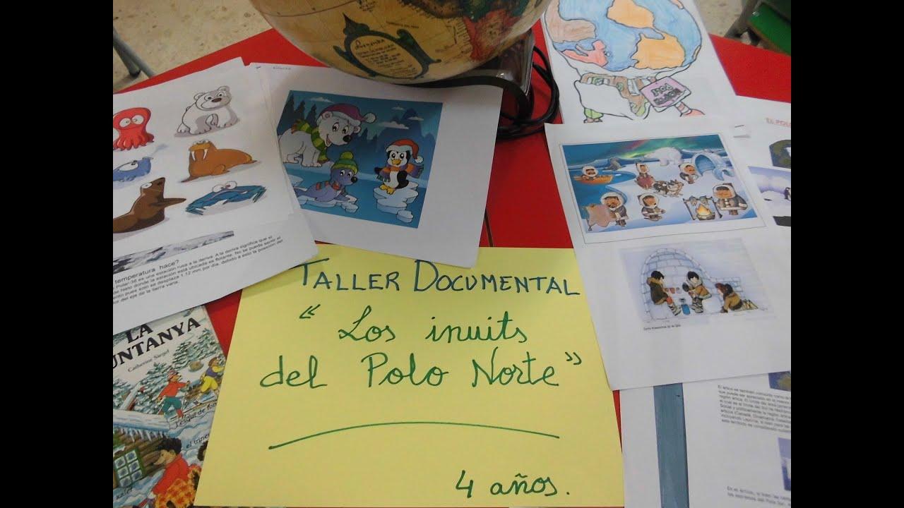 Proyecto los inuits del polo norte educaci n infantil 4 for Como hacer un proyecto de comedor infantil