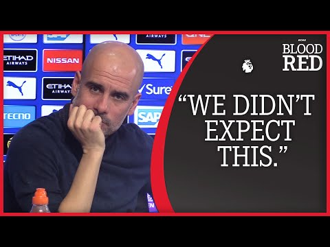 'We didn't expect this gap to Liverpool' | Pep Guardiola