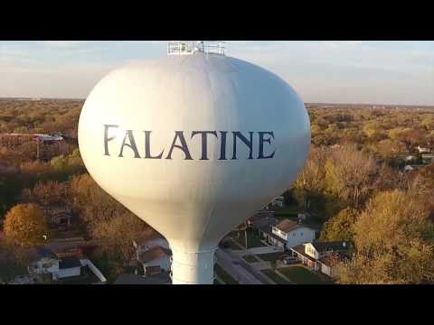 Palatine, IL / Twin Lakes Drone Video
