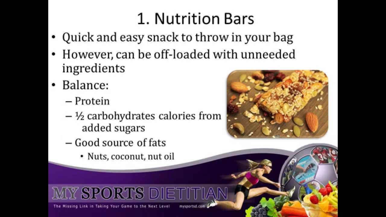 Top 10 Snacks To Fuel Up Before Football Practice
