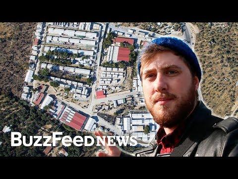 "I Visited Moria Refugee Camp — The ""Guantanamo Bay Of Europe"""