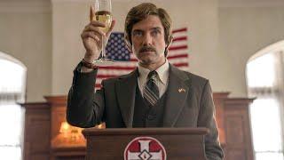 BlacKkKlansman Star Topher Grace Reflects On Playing Evil Klan Leader David Duke In Spike Lee Film