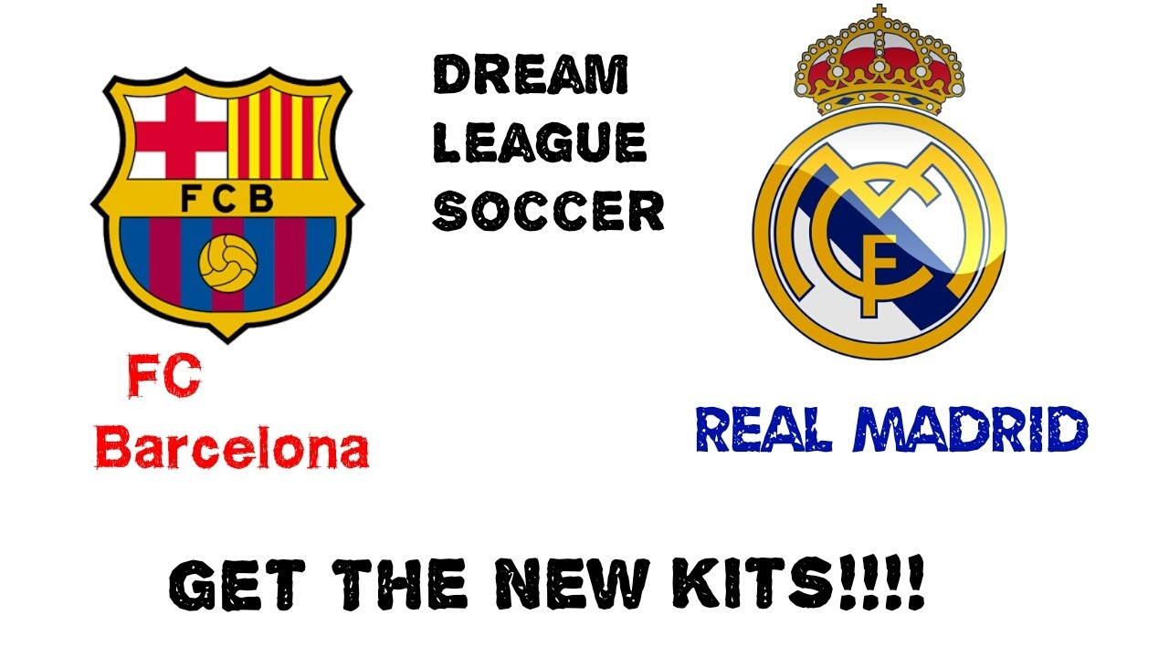 best sneakers c0bdb dfd87 Dream league soccer kits 2017/18 Barcelona,Real Madrid etc.