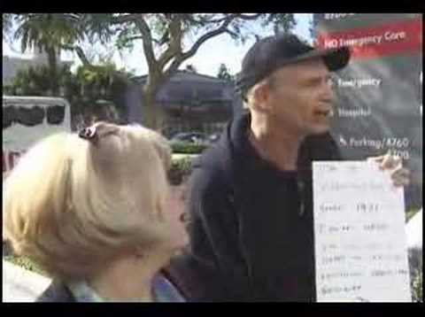 Scientology:  Billy Sheehan Interview 1/4