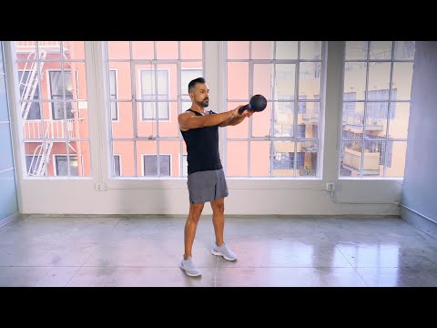 25-Minute Intro to Kettlebell Workout