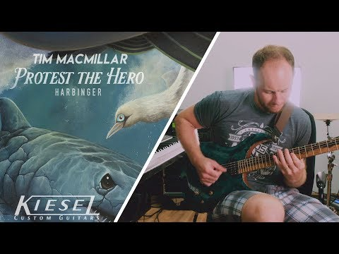 Kiesel Guitars - Tim MacMillar - Protest The Hero -