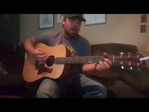 Rumor - Lee Brice (cover)