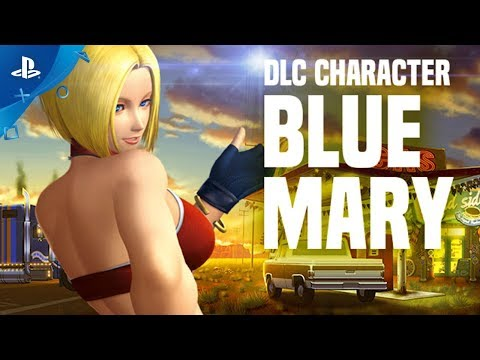 The King of Fighters XIV - Blue Mary Trailer | PS4