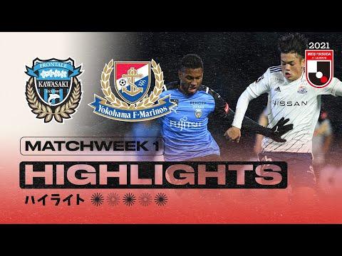 Kawasaki Frontale Yokohama M. Goals And Highlights