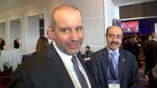 CI MENA speaks to Qatar Economy Minister Sheikh Ahmed Bin Jassim Al Thani, #SelectUSA
