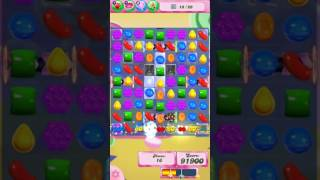Candy Crush Saga Level 625 - NO BOOSTERS