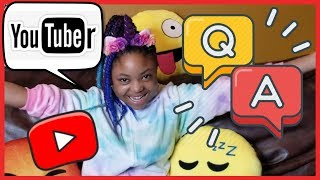 Q&A WITH CAMICAKES // YOUTUBE CHANNEL FOR KIDS // FAVORITE YOUTUBERS // ROBLOX Vs. FORTNITE