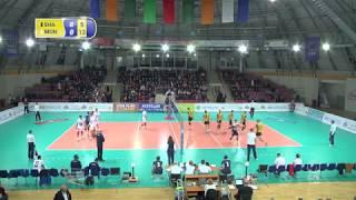 Волейбол. Шахтер (Солигорск) - Монпелье (Франция)