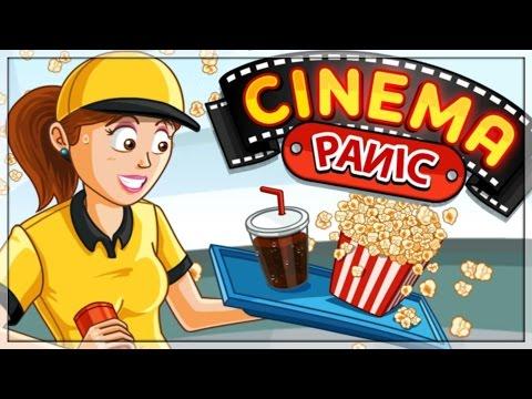 PRACA W KINIE! Darmowe Gry Online, Cinema Panic