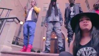Blak Ryno & Kish Gunna - I'm A G | Official HD Music Video |  2016