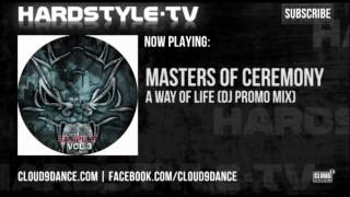 Masters Of Ceremony - A Way Of Life (DJ Promo Mix)