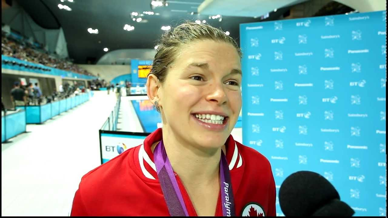 Maison Valerie London 2012 Valérie Grand Maison Of Montreal Wins First Medal Of 2012 London Paralympics