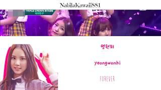 [Live Cover] GFriend - To My Boyfriend [M COUNTDOWN 160303]   Han/Rom/Eng Lyrics