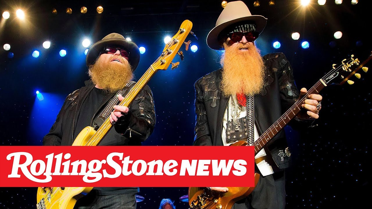 ZZ Top's Vegas Rock Musical | RS News 5/21/19