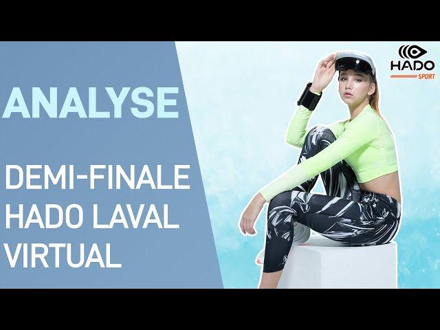 🔎 ANALYSE ▶ Un match qui se joue sur des détails... cruciaux ! (demi-finale Hado Laval Virtual)
